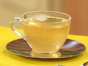 zerdeçal çayı
