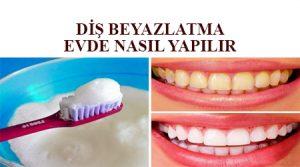 Diş beyazlatma evde nasıl yapılır-doğal diş beyazlatma - bitkisel diş beyazlatma - evde diş beyazlatma - doğal diş beyazlatma yöntemleri- karbonatla diş beyazlatma